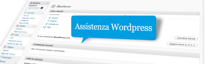 assistenza-wordpress